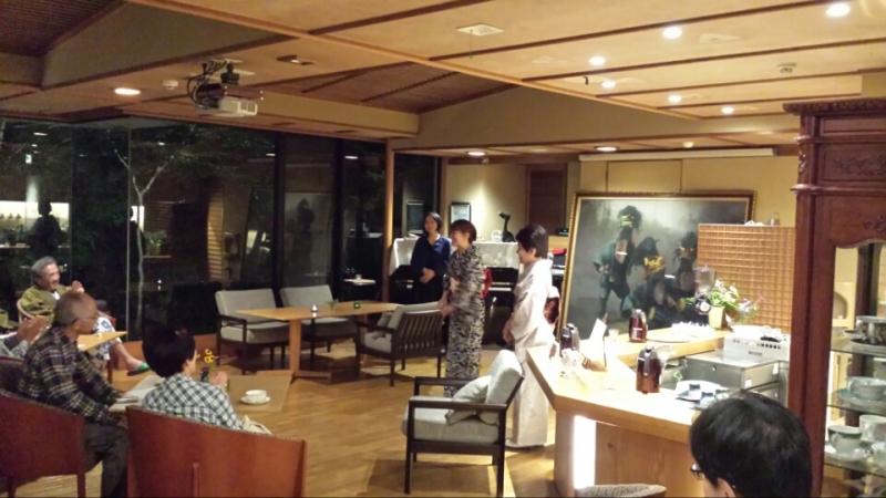 11/23、12/24、若女将のラウンジコンサート開催決定!