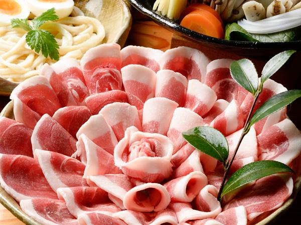 飯能産・天然猪プラン~冬季限定☆冬山の恵み